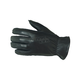 Women's Black Standard Gloves