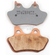 Sintered Metal Brake Pads - DP957