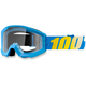 Youth Blue Strata Goggle w/Clear Lens - 50500-012-02