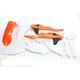 Orange 16 Full Replacement Plastic Kit - 2421065136