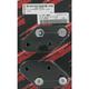 Kick-Back Adapter Plates - FCKB101-B