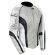 Womens Silver/Black/White Cleo 2.2 Jacket