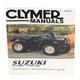 Suzuki LT500F Repair Manual - M343-2