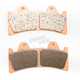 Sintered Metal Brake Pads for Custom Calipers - 1721-1361