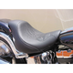 13 in. Wide Weekday Flame Stitch Solo Seat - 20-701DS02