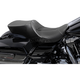 Black Leather TourIST 2-Up Seat - FA-DGE-0310