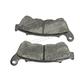 Organic Kevlar Brake Pads - 1720-0281