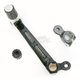 Silver Shift Lever Kit with Linkage - 51-1184-03-76