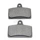 Front Kevlar Brake Pads - FA399