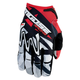 Red MX1 Gloves