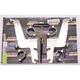 Quick Change Design Sportshields Hardware Kit - MEM9958