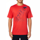 Red Clutched T-Shirt