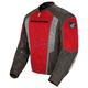 Red/Gray Honda Racing CBR Mesh Textile Jacket