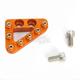 Orange Standard Aluminum Tip - 02-0000-21-40