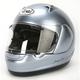 Sapphire Silver Signet-Q Helmet