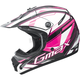 Youth Black/Pink/White GM46.2 Traxxion Helmet