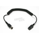 Lower Cord for Zip-On Shorty Style, HSBCD257 and HSBCD277 Helmet Headset - HC-PC