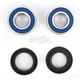 Front Wheel Bearing and Seal Kit - 25-1648
