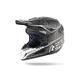 2015 Silver/Gray/White GPX 6.5 VO1 Carbon Helmet