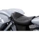 Black Leather MinimalIST Solo Seat - FA-DGE-0251