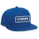 Youth Royal Blue Yamaha Snapback Hat - 19-86212