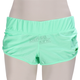 Womens Moto Mint Chroma Shorts