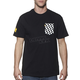 Black Chex Pocket T-Shirt
