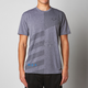 Heather Graphite Border Time Tech T-Shirt