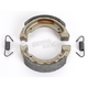Sintered Metal Grooved Brake Shoes - 614G