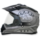Frost Gray FX-39DS Hero Helmet