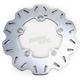 Rear Stainless Vee Brake Rotor - VR2091