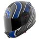 Blue/Black/Grey Lock & Load SS1700 Helmet