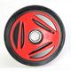 Red Idler Wheel w/Bearing - 04-0165-25