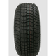 6 Ply Trailer 20.5x8-10 Tire/Wheel Assembly - 3H370