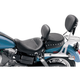 16 1/2 in. Wide Studded Solo Seat w/Removable Backrest - 79346