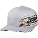 Grey Flare Flex-Fit Hat