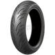 Rear Battlax BT-023 160/60ZR-17 Blackwall Tire - 145648