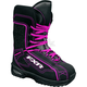 Youth Fuchsia Cold Cross Boots
