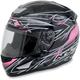 Black Pink Line FX-95 Helmet