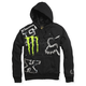 Downfall Sasquatch Monster Replica Zip Hoody