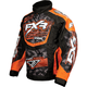 Orange/Black Strike Cold Cross L.E. Race Jacket