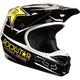 Youth Black V1 Rockstar Helmet