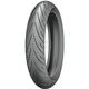 Front Pilot Road 3 110/80VR/19 Blackwall Tire - 93542
