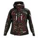 Womens Lime/Fuchsia Circuit Fresh Jacket