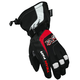 Black/Red Cold Cross Gloves