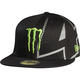 Black Monster RC 4 New Era Hat - Size 7