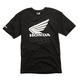 Black Honda T-Shirt