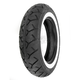 Rear G702 150/90H-15 Wide Whitewall Tire - 065420