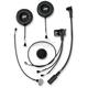 Elite 629 Series Headset for Full-Face Style Helmets - HS-ECD629-FF-HO
