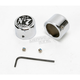 Front Midnite 7 Axle Nut Covers - JDA02B01AN